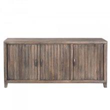 Solid Mango Sideboard Cabinet