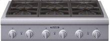 36-Inch Professional Rangetop PCG366G