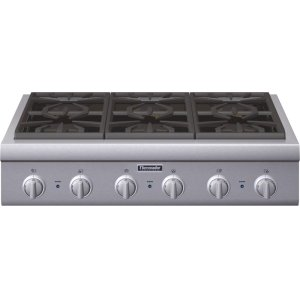 Thermador36-Inch Professional Rangetop PCG366G