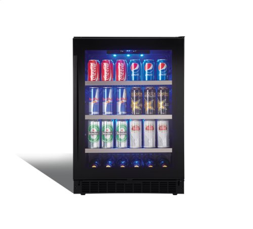 "Prague 24"" Single Zone Beverage Center **OPEN BOX ITEM**Ankeny Location"