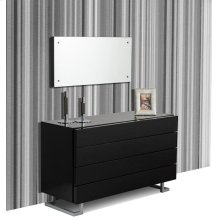 Modrest Lyrica Black Dresser