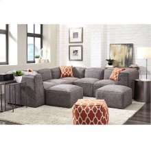 Freestyle - Armless Chair - Grey