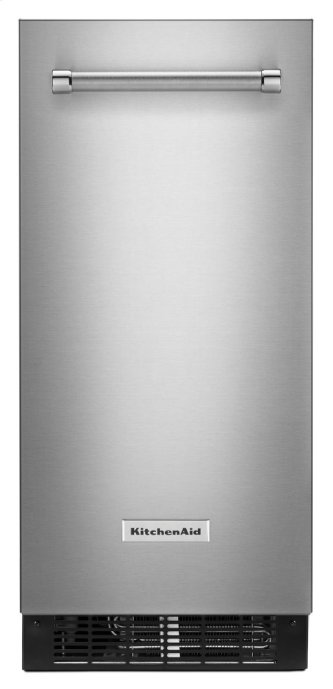 15'' Automatic Ice Maker with PrintShield Finish