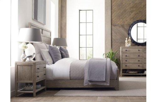 Roan Queen Panel Bed