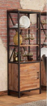 Rustic Etagere Sierra Brown Product Image