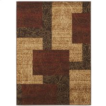 Exceptional Designs by Flash Rosemont 5'2'' x 7'2'' Rug