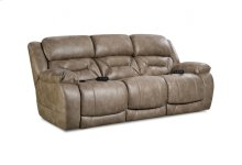 158-37-17  Double Reclining Power Sofa