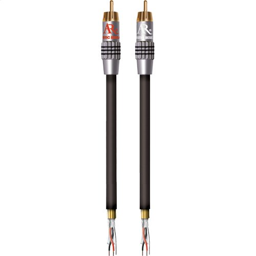 6 Foot Stereo Audio Cables