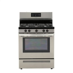 30'' Gas Range - STAINLESS STEEL