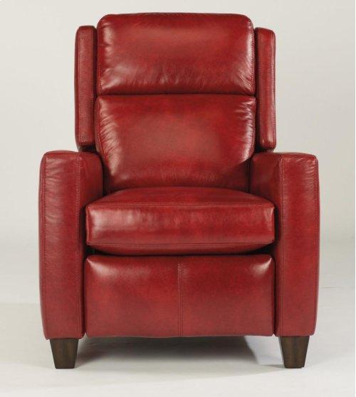 Carlin Leather Power High-Leg Recliner