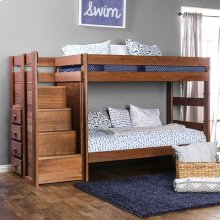Ampelios Twin/twin Bunk Bed