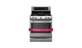 6.3 Cu. Ft. Gas Range With Probake Convection and Easyclean®