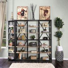 Segovia 6-tier Shelf