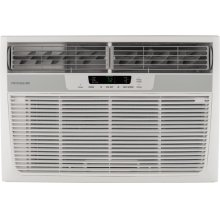 Frigidaire 8,000 BTU Window-Mounted Room Air Conditioner with Supplemental Heat