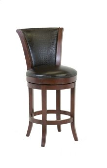 PARKER ARMLESS SWIVEL BAR STOOL