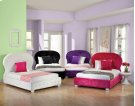 Uph Watermelon Hdbd/ftbd, W/pillows, 4/6 Product Image