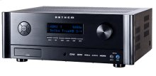 5-channel A/V receiver with Anthem Room Correction (ARC 1M); 80 watts per channel continuous power...