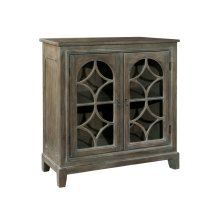 Arched Door Chest