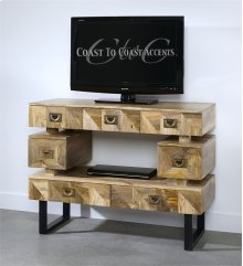 Coast to Coast 7 Drawer Media Center