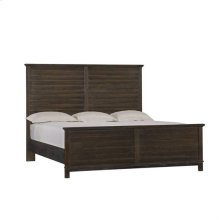 Resort - Cape Comber Panel Bed In Channel Marker - King