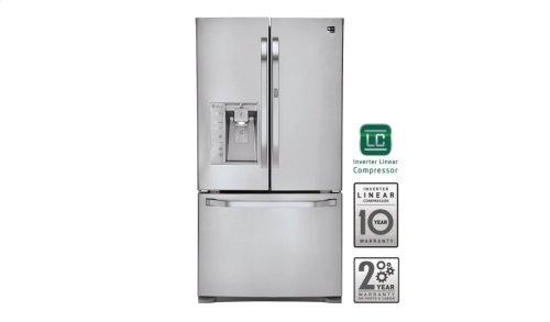 LG STUDIO 24 cu. ft. Door-in-Door® Counter-Depth Refrigerator