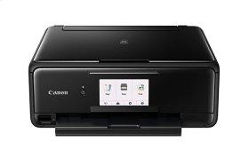 Canon PIXMA TS8120 Black Wireless Wireless Inkjet All-In-One Printer