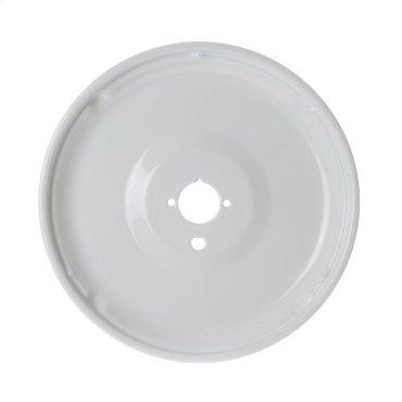 Range Large Porcelain Burner Bowl - White