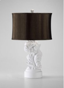 Daphne Table Lamp White