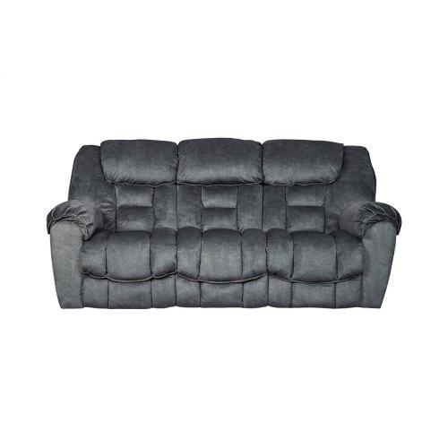 Capehorn Reclining Sofa - Granite