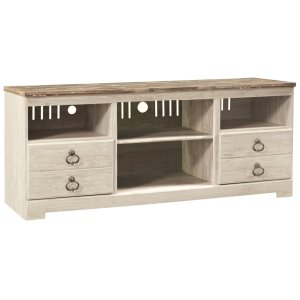 "Ashley FurnitureSIGNATURE DESIGN BY ASHLEWillowton 64"" TV Stand"