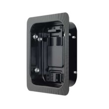 Black In-Wall Box for use with VSF415, LRF118 and MF215