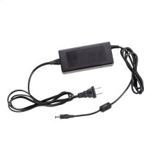 24V 30W Plug in Power Supply Black