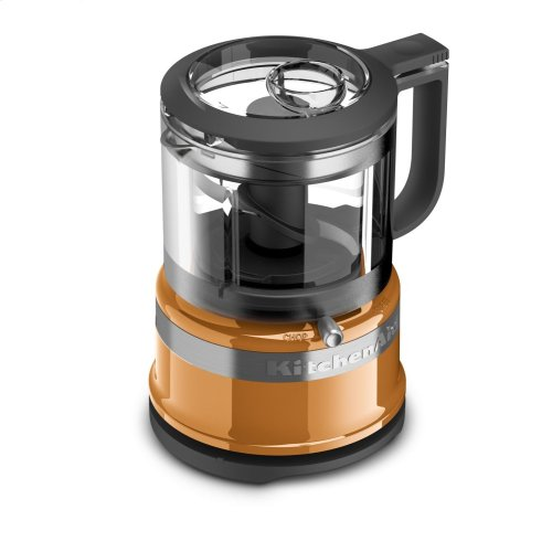 3.5 Cup Food Chopper - Tangerine