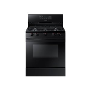 SAMSUNG5.8 cu. ft. Freestanding Gas Range