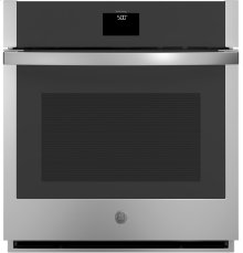 "27"" Electric Convection Self-Cleaning Single Wall Oven"