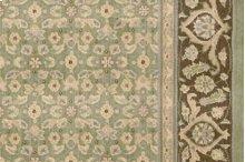 Persian Empire Pe26 Gre Rectangle Rug 27'' X 18''