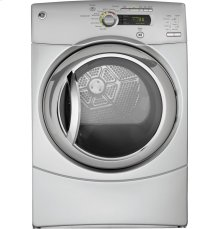GE® 7.0 cu. ft. stainless steel capacity frontload dryer