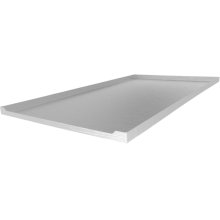 Cover for integrated griddle Stainless steel