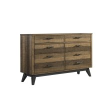 Bedroom - Urban Rustic Dresser