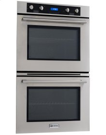 "Stainless Steel 30"" Self Cleaning Electric Double Oven"