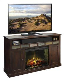 "Fire Creek 62"" Fireplace Console"