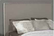 Megan King/cal King Headboard - Dove Gray