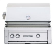 """30"""" Sedona by Lynx Built in Grill with Rotisserie, 1 ProSear1 Burner, 1 SS Tube Burner NG"""