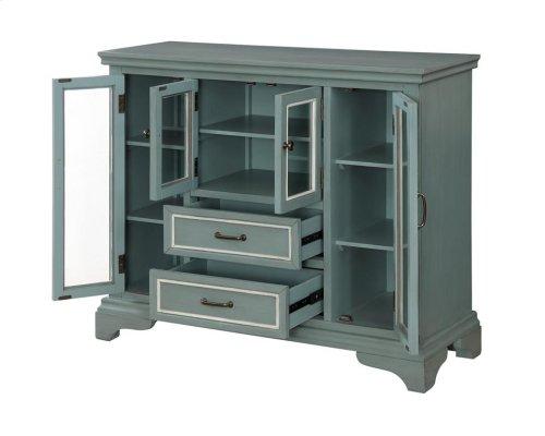 2 Drw 4 Dr Cabinet