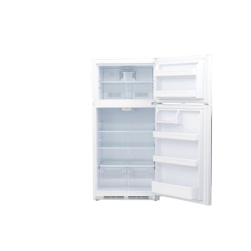 GE® 20.8 Cu. Ft. Top-Freezer Refrigerator