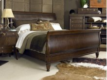 Chelsea Club Westbourne Sleigh Bed Cal King Size 6/0