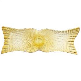 Large Bowtie Plate