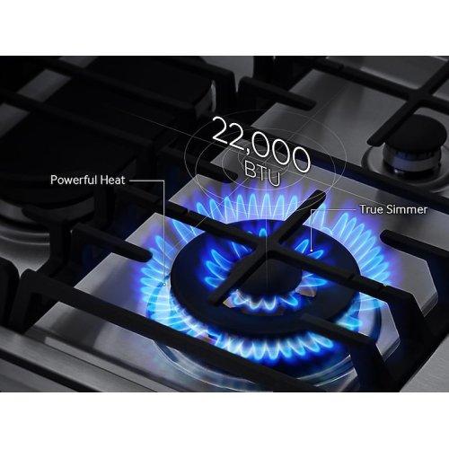 5.8 cu. ft. Slide-in Dual Fuel Range with Flex Duo and Dual Door