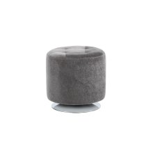 Domani Swivel Ottoman - Grey
