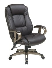 Executive Bonded Leather Chair Product Image